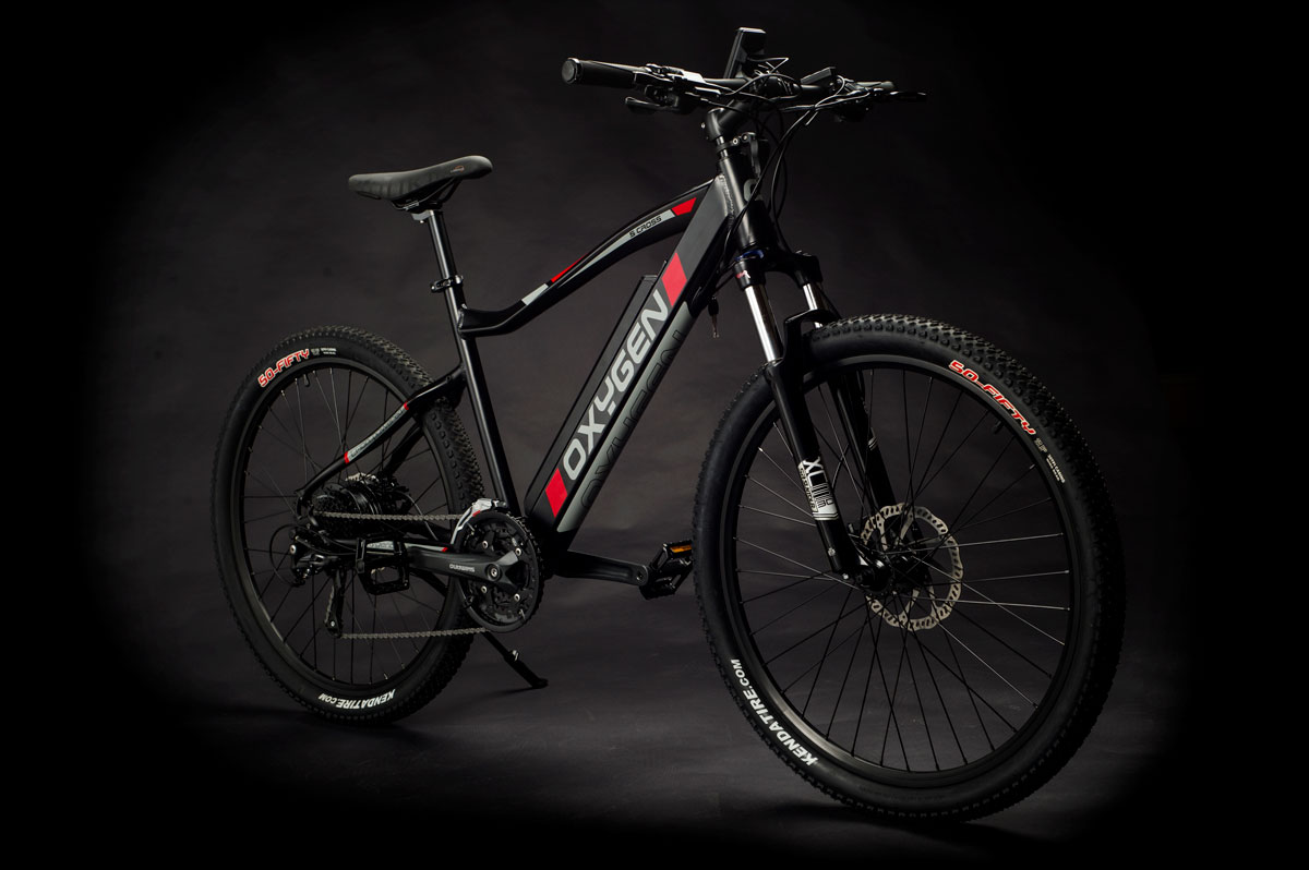 S Cross Mountain Bike