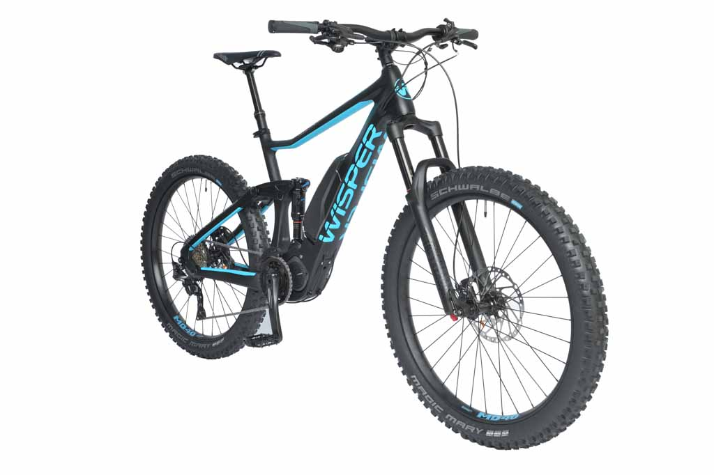 Wildcat carbon e-mountain bike